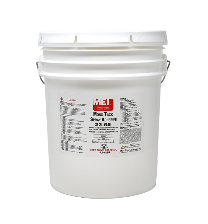 22-65 Mono-Tack Spray Adhesive