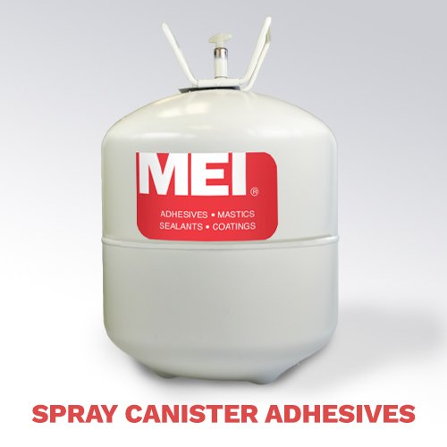 SPRAY CANISTER ADHESIVES